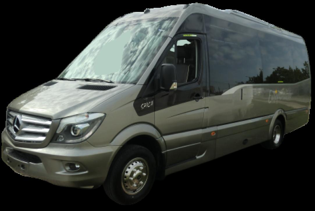 Mercedes Microbus 16pax