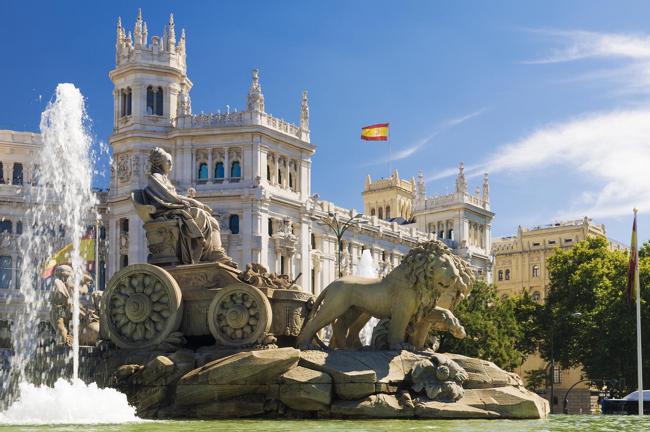 Planes para septiembre en Madrid en un coche de lujo