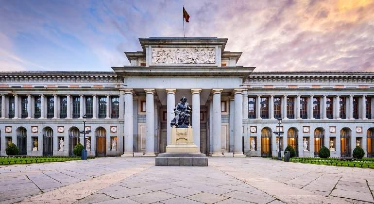 Paseo del Arte en Madrid
