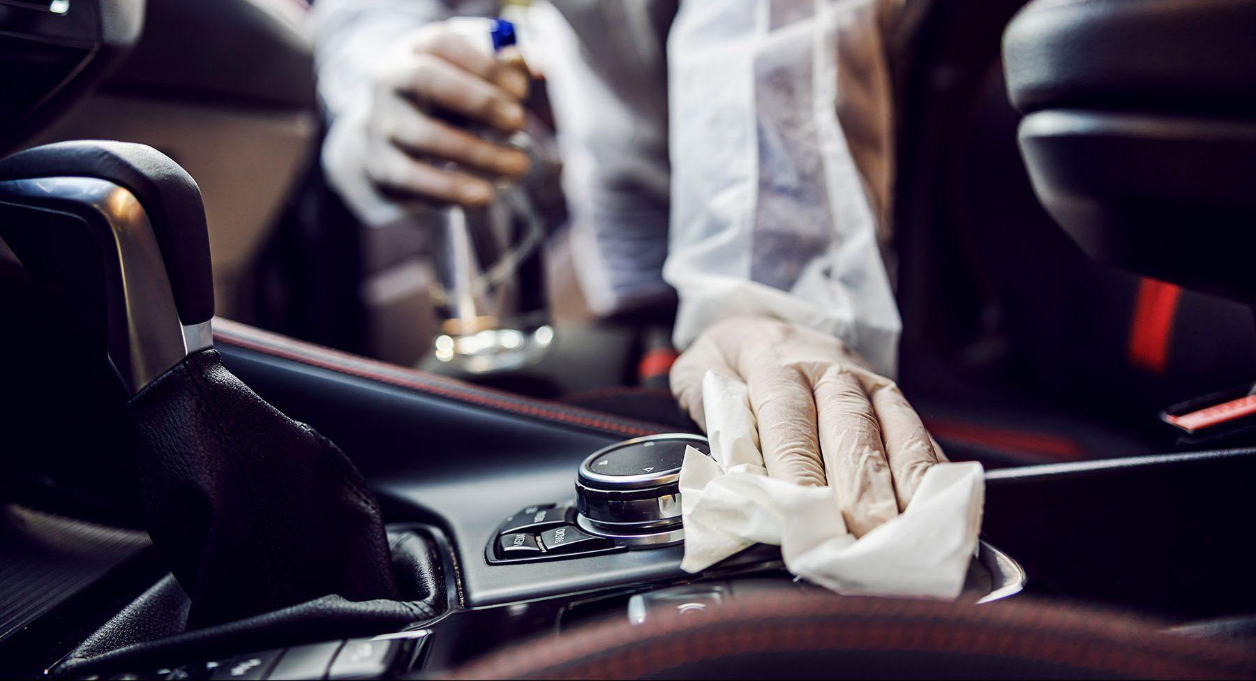 ¿Por qué la higiene de nuestros vehículos es incomparable?